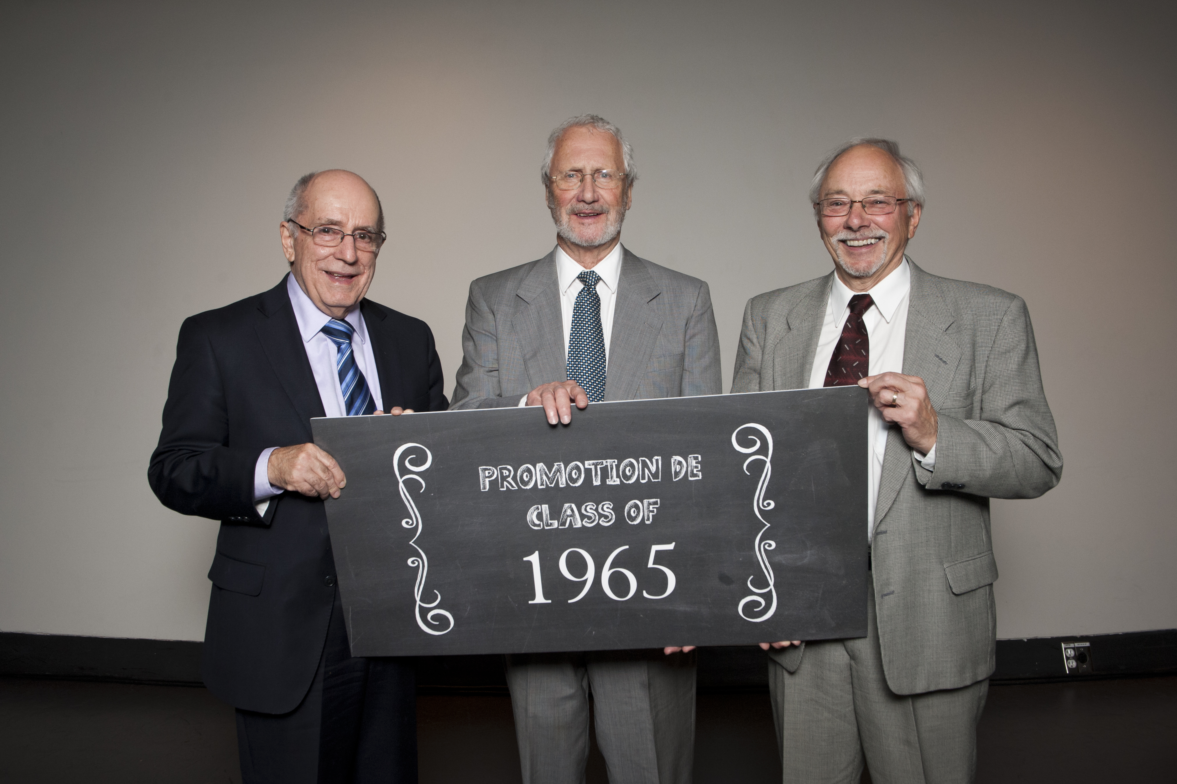 Gala of Excellence, Class of 1965