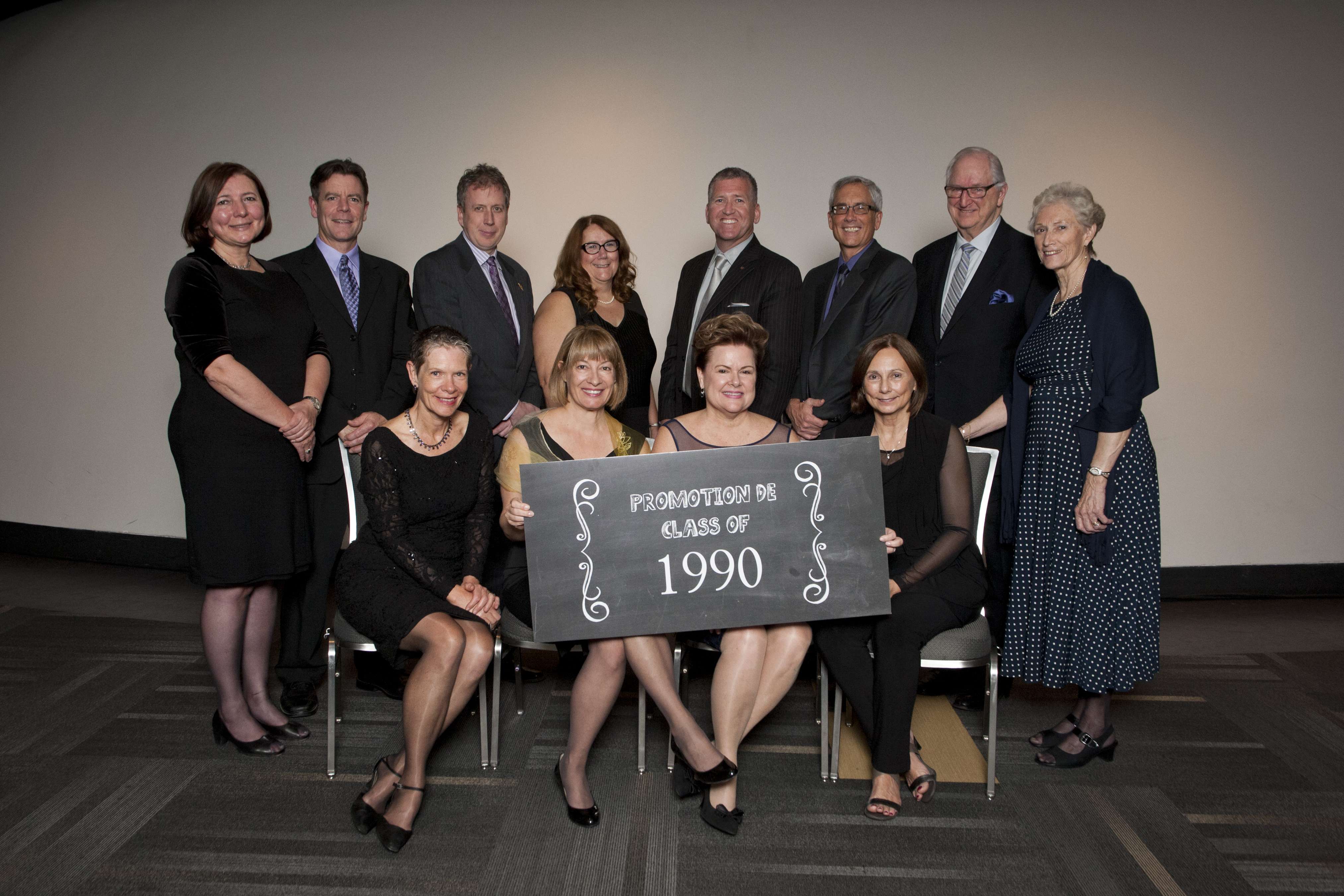 Gala of Excellence, Class of 1990