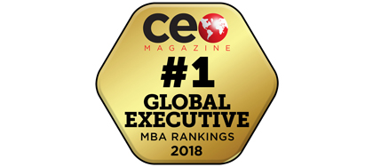 Telfer Executive MBA Ranked #1 Global Executive MBA for the Second Year